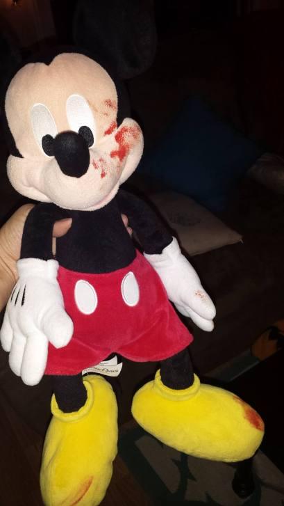 Mickey was often used